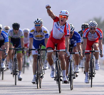 Тур Омана 2014 2 этап