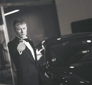 Человек с золотой медалью — Александр Винокуров