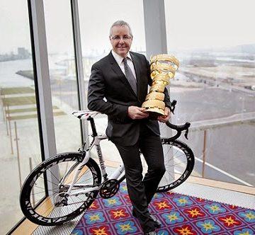 Стивена Роша включат в зал славы Джиро д'Италия