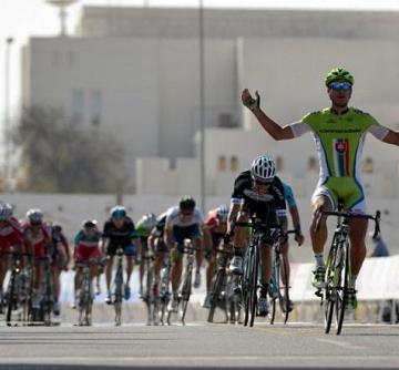 Тур Омана 2014 4 этап