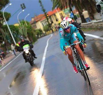 Сольная атака Винченцо Нибали не принесла ему победы на Милан — Сан-Ремо 2014