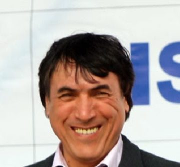 Джамолидин Абдужапаров отметил 50-летие