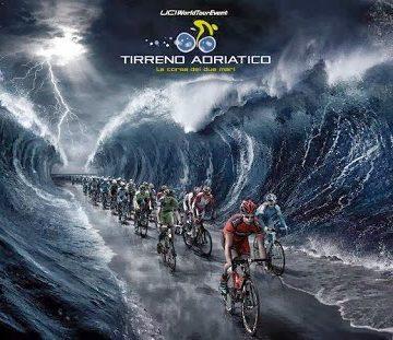 Стартовый протокол 1 этапа Тиррено — Адриатико 2014
