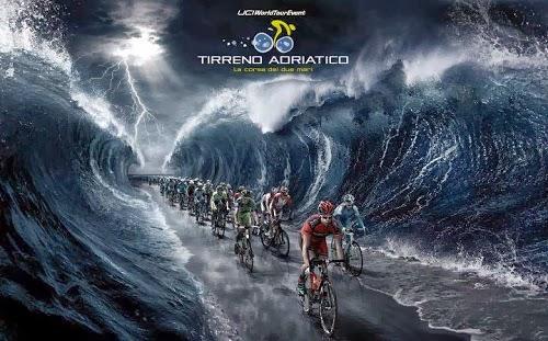 Тиррено — Адриатико 2014 Превью