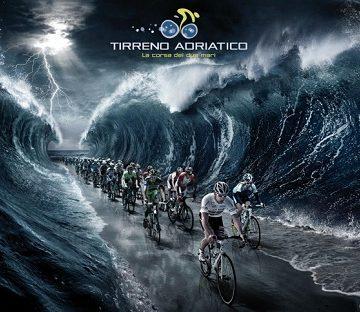 Онлайн трансляция 2 этапа Тиррено — Адриатико 2013