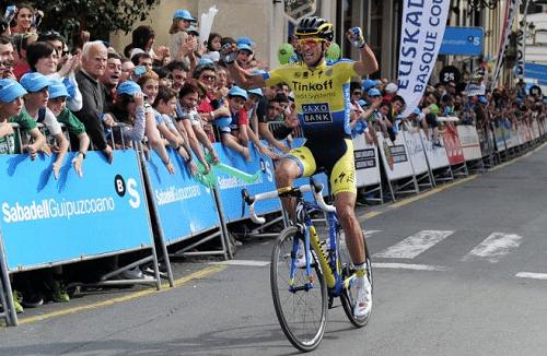 Тур Страны Басков 2014 1 этап