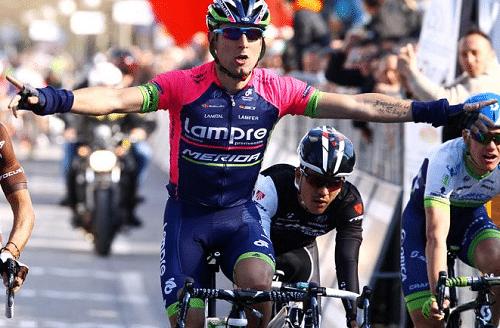 Джиро д'Италия 2014 5 этап