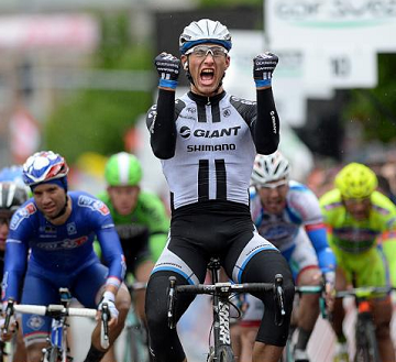 Джиро д'Италия 2014 2 этап