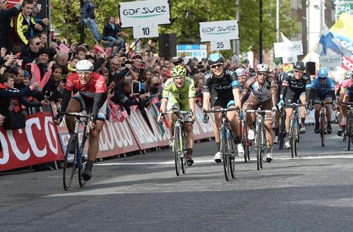 Джиро д'Италия 2014 3 этап