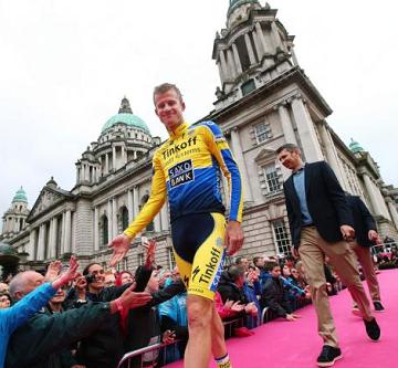 Джиро д'Италия 2014 11 этап