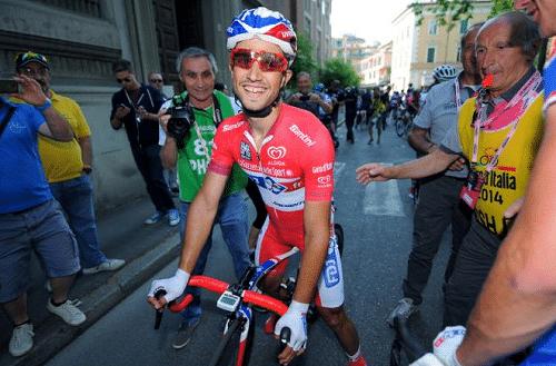 Впечатления от 10 этапа Джиро д'Италия 2014