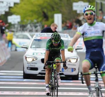 Джиро д'Италия 2014 9 этап