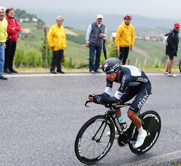 Джиро д'Италия 2014 12 этап