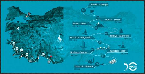 Онлайн трансляция 7 этапа Тура Турции 2014