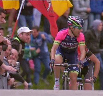 Джиро д'Италия 2014 8 этап