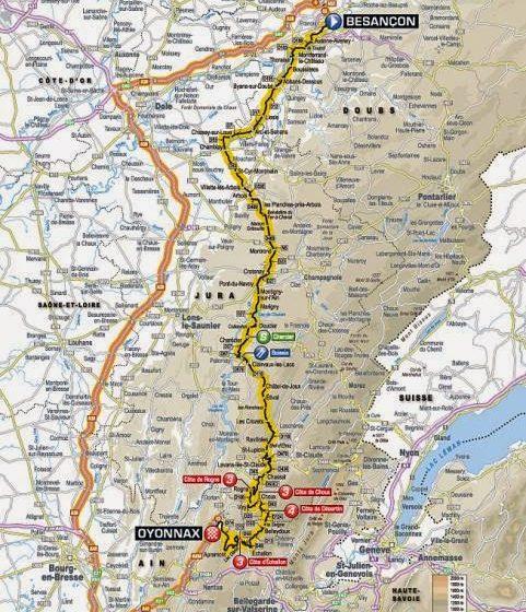 Тур де Франс 2014 11 этап Превью