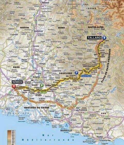 Тур де Франс 2014 15 этап Превью