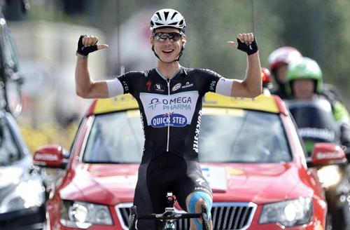 Тур де Франс 2014 9 этап