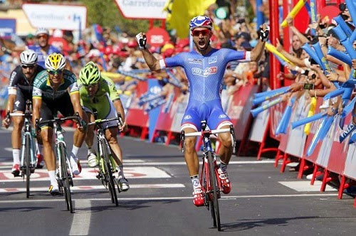 Вуэльта Испании 2014 2 этап