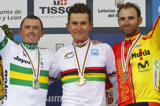 Чемпионат Мира по шоссейному велоспорту 2014, Мужчины Элита Групповая гонка