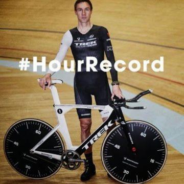 Йенс Фохт установил новый мировой рекорд в часовой гонке