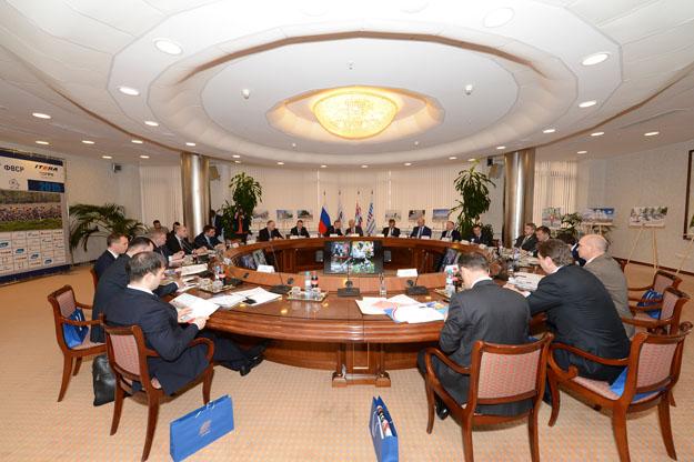 заседание Попечительского совета Федерации велосипедного спорта России