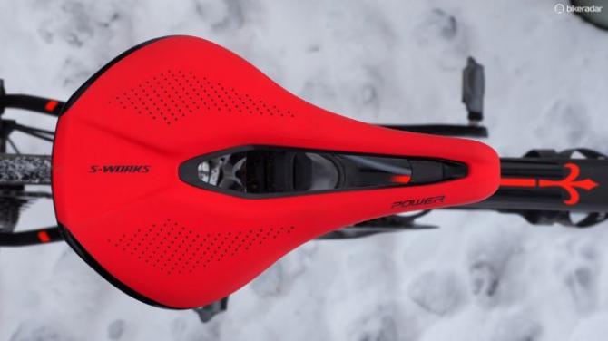 Specialized S-Works Power saddle 3