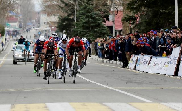 Андрей Соломенников выиграл гонку Краснодар – Анапа