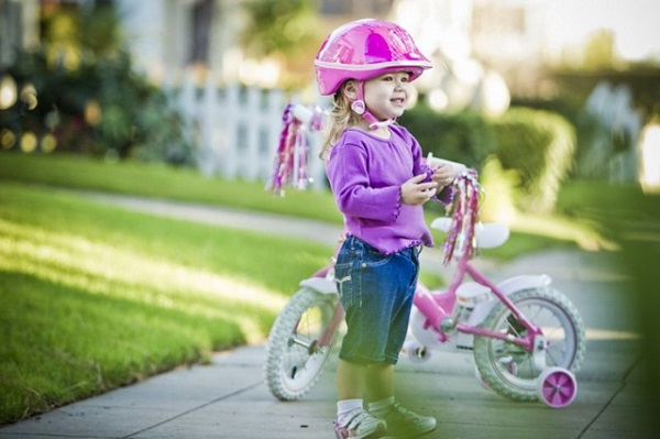 5 правил покупки легкого детского велосипеда