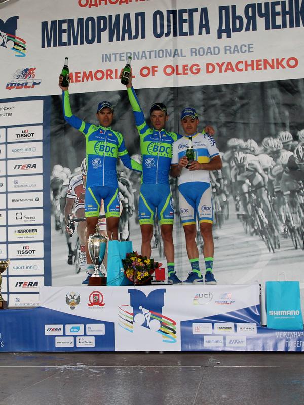KONONENKO Mykhaylo (Kolss BDC Team)