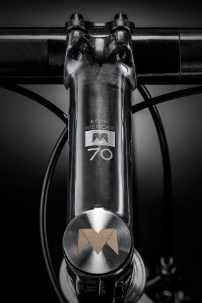 Limited-edition Eddy Merckx Eddy70 3