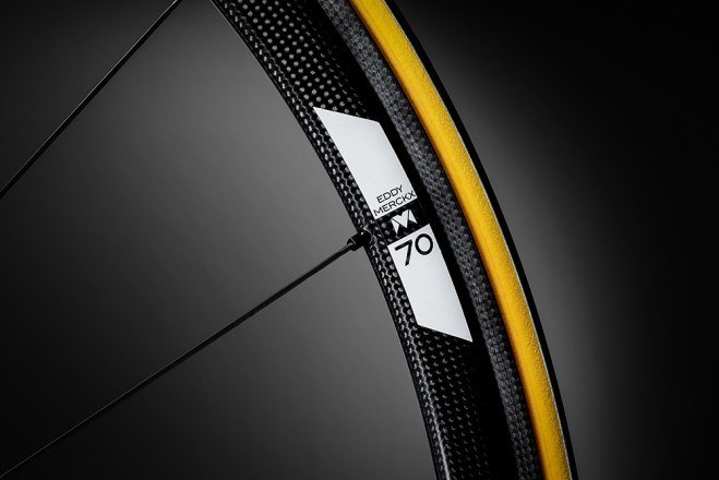 Limited-edition Eddy Merckx Eddy70 7