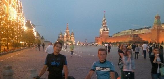 Владимир Котов и Дмитрий Попов
