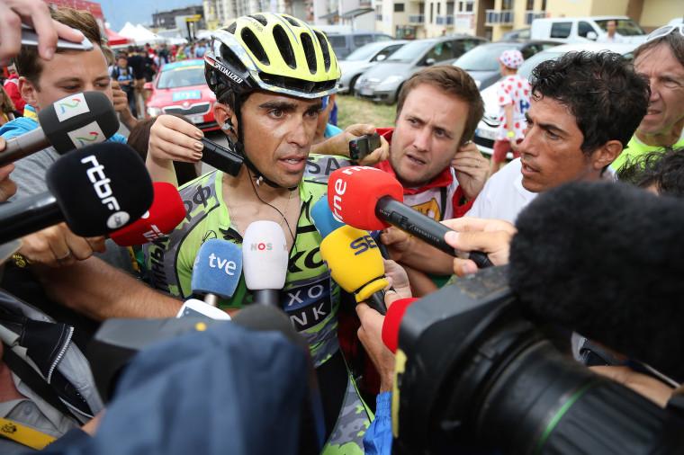 Alberto Contador (Tinkoff - Saxo)