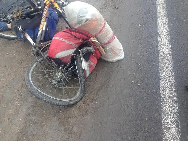 безопасность велотуриста