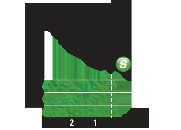 Промежуточный спринтерский финиш 14 этапа Тур де Франс 2015