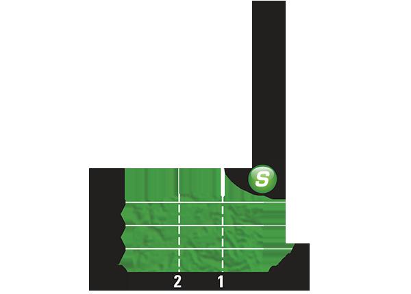 Промежуточный спринтерский финиш 12 этапа Тур де Франс 2015