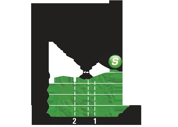 Промежуточный спринтерский финиш 15 этапа Тур де Франс 2015