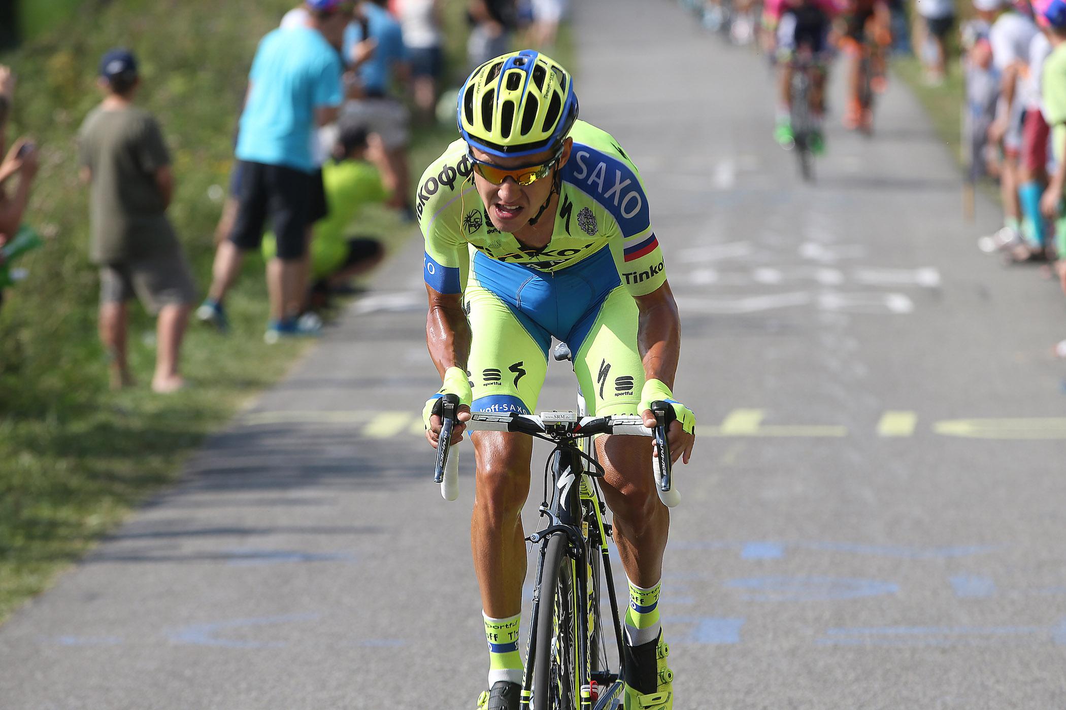 Tour de Pologne 2015 - 6a tappa Bukowina Terma Hotel Spa - Bukowina Tatrzanska 174 km - 07/08/2015 - Pawel Poljanski (Tinkoff - Saxo) - foto Ilario Biondi/BettiniPhoto©2015