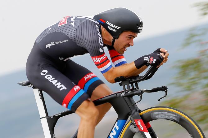 Vuelta Stage 17 winner Tom Dumoulin (Giant-Alepecin)