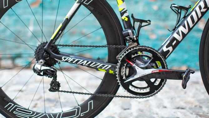 Peter Sagan's Specialized S-Works Tarmac 11