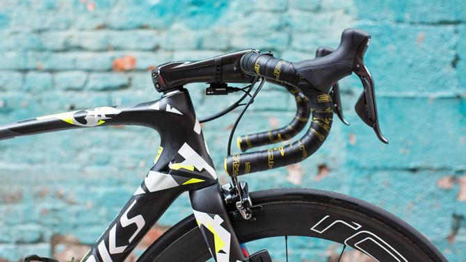 Peter Sagan's Specialized S-Works Tarmac 16