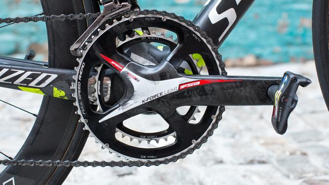 Peter Sagan's Specialized S-Works Tarmac 9