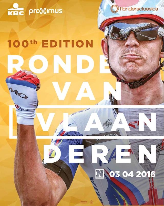 Тур Фландрии 2016