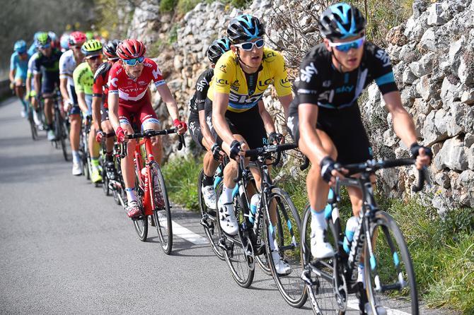 7 этап Париж - Ницца 2016 Фото Tim de Waele TDWSport.com
