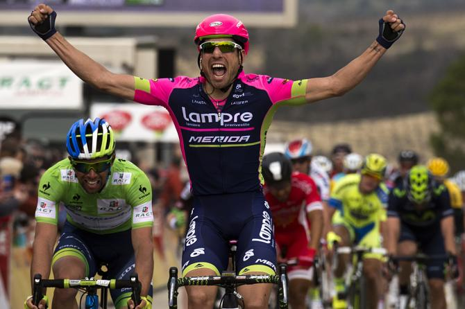 Davide Cimolai (Lampre-Merida) (Getty Images Sport)