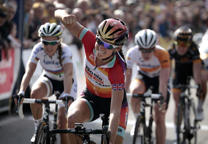 Lizzie Armitstead (Boels-Dolmans) (Bettini Photo)