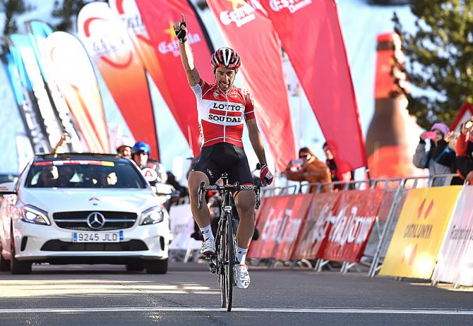 Thomas de Gendt выигрывает 4 этап