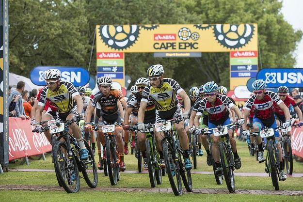 (Sam Clark/Cape Epic/SPORTZPICS)