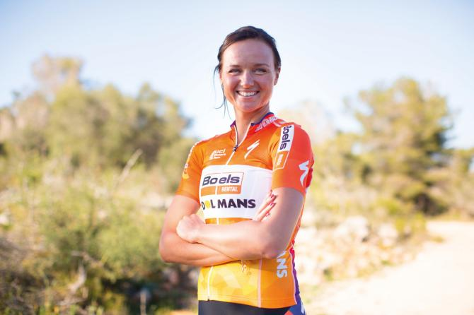 Chantal Blaak (Boels Dolmans) (Boels Dolmans Cycling Team)